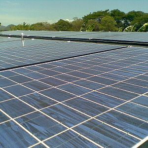 3 KW Solar array